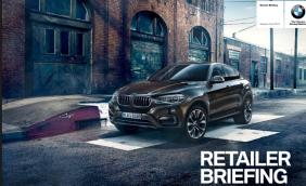 BMW Retailer Briefing 2