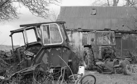 run-down-tractors